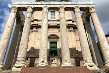 Basilica dei Santi Cosma e Damiano, Rome, Italy