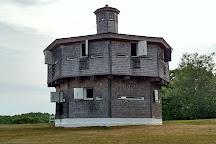 Fort Edgecomb State Historical Site, Edgecomb, United States
