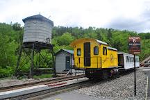 The Mount Washington Cog Railway, Bretton Woods, United States