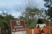 Cachoeira da Geladeira, Chapada dos Guimaraes, Brazil