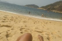 Urca Beach, Rio de Janeiro, Brazil