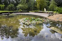 Trompenburg Gardens & Arboretum, Rotterdam, Holland