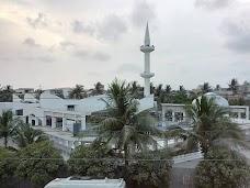 Jamia Masjid Shadman karachi