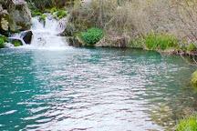 Polylimnio Waterfall, Charavgi, Greece