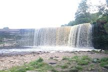 Jagala Waterfall, Harju County, Estonia
