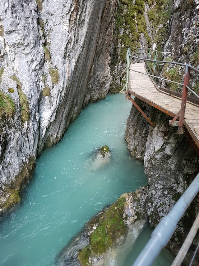 Leutasch Gorge