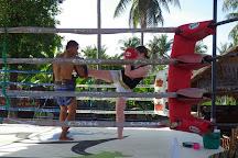 Kobra Muay Thai Boxing Stadium, Ko Pha Ngan, Thailand