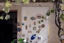 Limpertas Manolis Pottery, Naxos Town, Greece