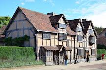 Shakespeares Birthplace Stratford Upon Avon United Kingdom