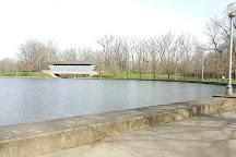 Mill Race Park, Columbus, United States