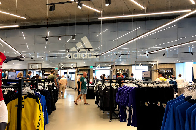 great deals 2017 delicate colors many fashionable Visit adidas Store on your trip to Herzogenaurach or Germany