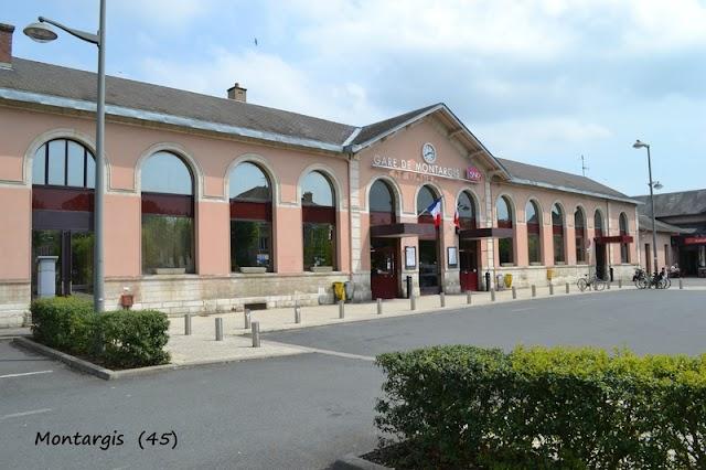 Gare de Montargis