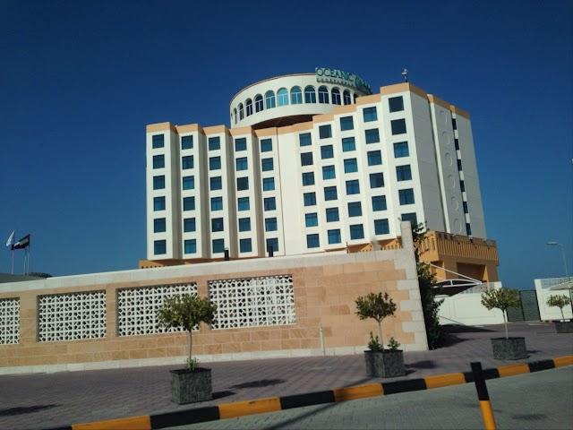 OCEANIC KHORFAKKAN RESORT AND SPA SHARJAH UAE
