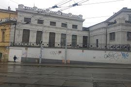 Станция  Brno Hlavni Nadrazi