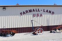 Farmall-Land USA, Avoca, United States