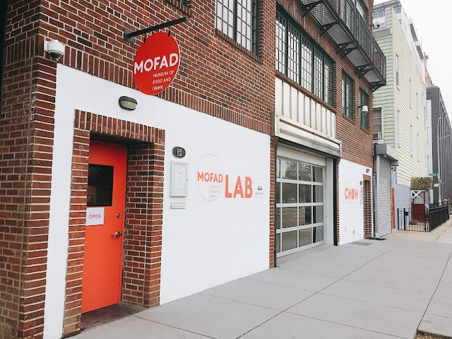 Museum of Food and Drink (MOFAD) Lab