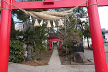 Kanagi Hachimangu, Goshogawara, Japan
