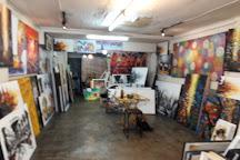 Glang-Viang Gallery, Chiang Mai, Thailand