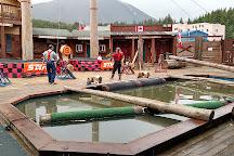 Great Alaskan Lumberjack Show, Ketchikan, United States