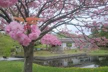 Kawakami Natural Park, Noboribetsu, Japan