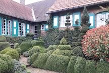 Jardin du  Mont des Recollets, Cassel, France