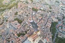Globos Viento Zero, Segovia, Spain