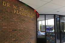 Blake Planetarium, Plymouth, United States