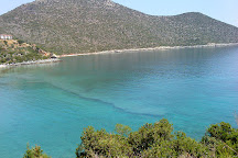 Tigani beach, Tyros, Greece