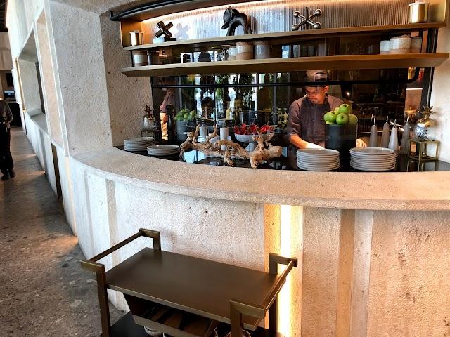 Open Flame Kitchen Dubai