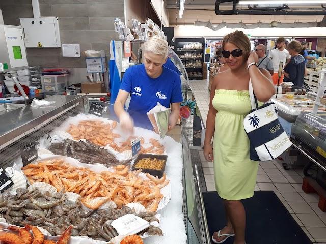 Market Sainte-Maxime Mermoz