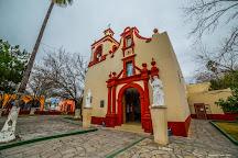 San Miguel de Arcangel church, Bustamante, Mexico