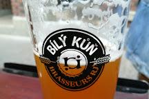 Billy Kun, Montreal, Canada
