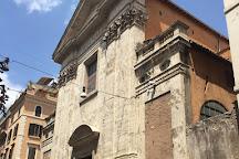 Chiesa di Gesu e Maria, Rome, Italy