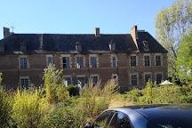Chateau de Saint-Geran, Saint-Gerand-de-Vaux, France