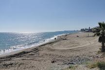 Carvajal Beach, Benalmadena, Spain