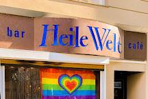 Cafe Heile Welt, Berlin, Germany