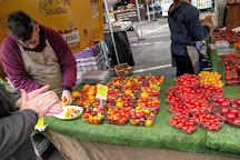 Marylebone Farmers' Market, London, United Kingdom