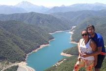 Embalse Bullileo, Parral, Chile