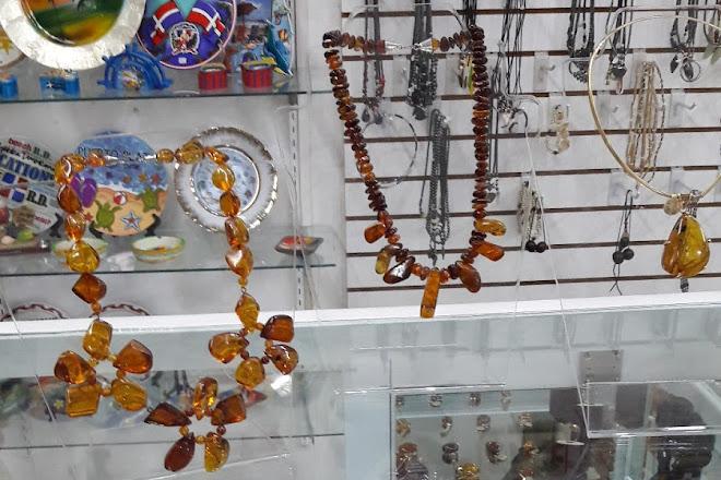 Carmen Factory Gift Shop, Puerto Plata, Dominican Republic