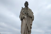 Estatua de S.Vicente, Lisbon, Portugal