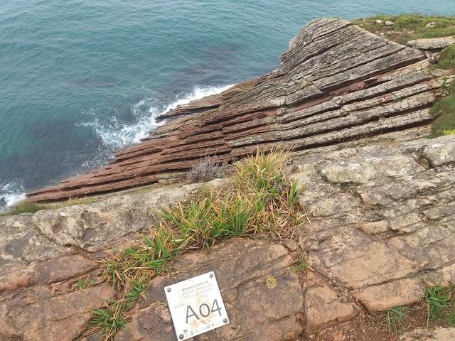 Flysch Cliffs