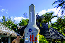 Bottle Beach, Ko Pha Ngan, Thailand