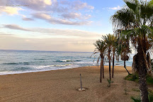 Playa de Santa Ana, Benalmadena, Spain