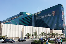 David Copperfield, Las Vegas, United States