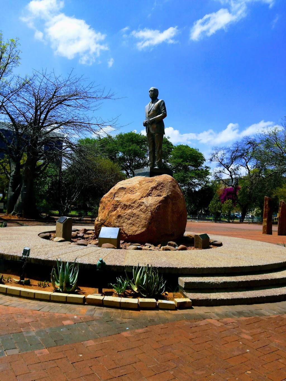 Фото Габороне: Parliment Of Botswana