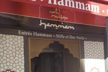 Hammam Le Mille et Une Nuits, Paris, France