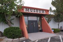 Central Nevada Museum, Tonopah, United States