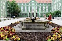 Jasne Blonia Square, Szczecin, Poland