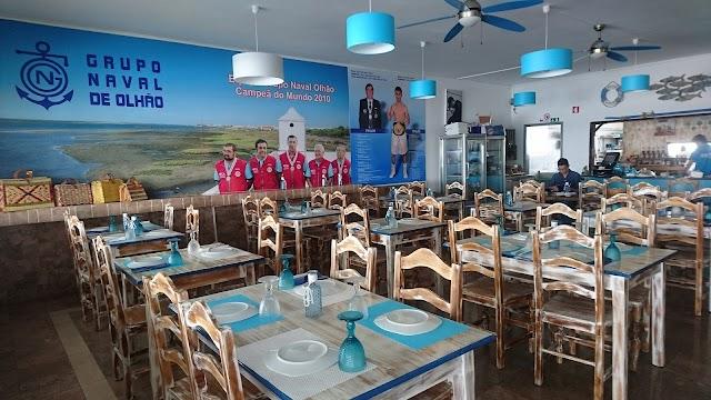 Grupo Naval de Olhao - Restaurante