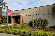 Florida State University Museum of Fine Arts, Tallahassee, United States